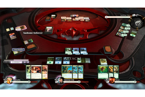 Magic The Gathering Duels of the Planeswalkers 2012 Cheats ...