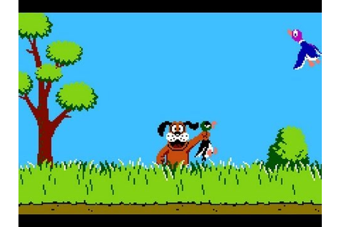 CGRundertow DUCK HUNT for NES Video Game Review - YouTube