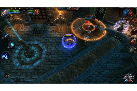 The Witcher Battle Arena MOBA Enters Closed Beta – Photos ...