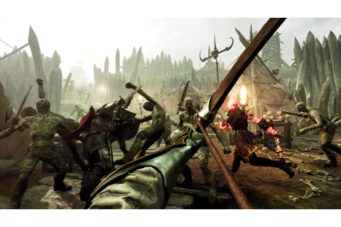 Warhammer: Vermintide 2 Game | PS4 - PlayStation