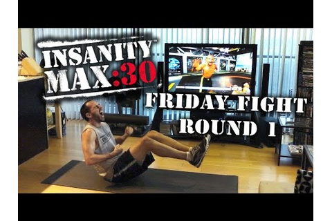 [Full Download] Insanity Max 30 Shaun T Workout Free ...