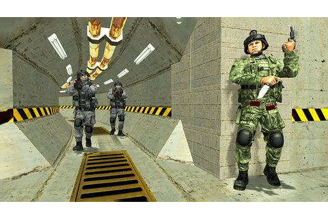 Counter Terrorist Squad Death Commando Shooter 3D (by ...