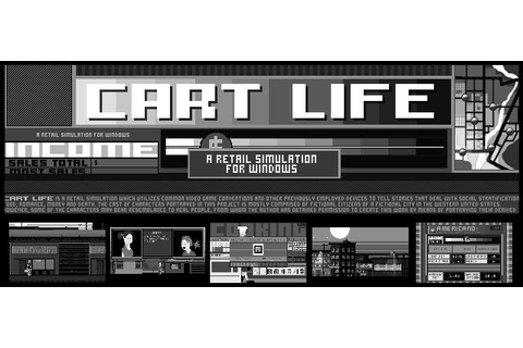 Adventure Game Studio | Games | Cart Life