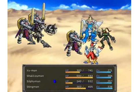 Digimon 02 - PC Game Trailer - YouTube