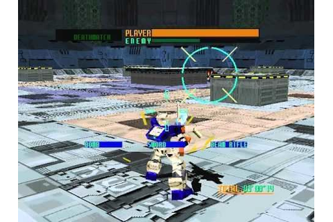 Cyber Troopers Virtual On: Operation Moongate - Alchetron ...