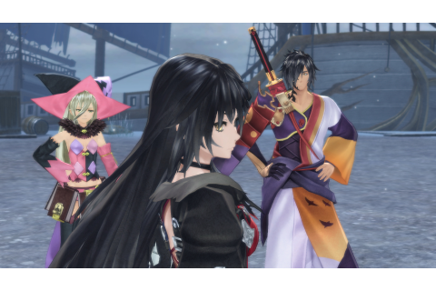 Tales of Berseria for PS4/PC Gets a Ton of Fantastic 1080p ...
