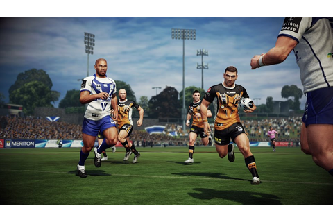 Rugby League Live 2: World Cup Edition (Xbox 360) | The ...