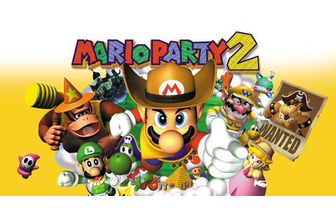 Mario Party 2 | Nintendo 64 | Games | Nintendo