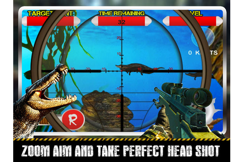 App Shopper: American Swampy Alligator Hunting Pro (Games)