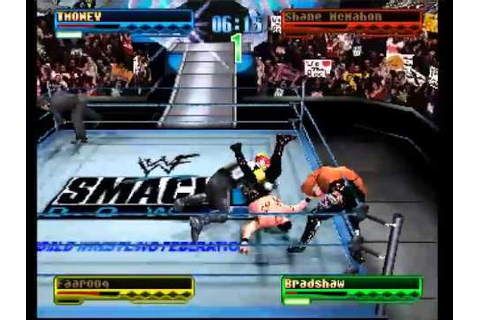 T-Money and Shane Mcmahon vs Acolytes WWF Smackdown Video ...