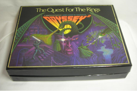 Retro Treasures: The Quest for the Rings (Odyssey 2)