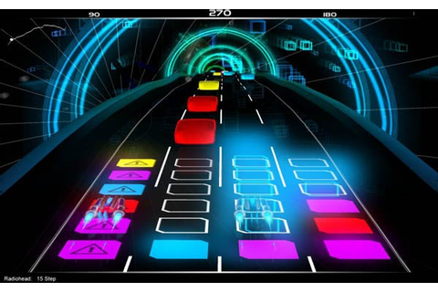 Audiosurf - Music-adapting Puzzle Racer Review | Trusted ...