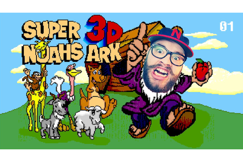 Super 3D Noah's Ark - BEST GAME EVER! W/ CouchPotatoBros ...