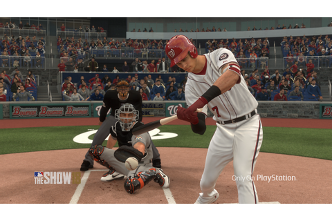 MLB The Show 19's First Gameplay Footage Revealed in a ...