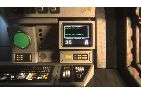 Alien: Isolation - Transmission: Docking Allignment & Mini ...