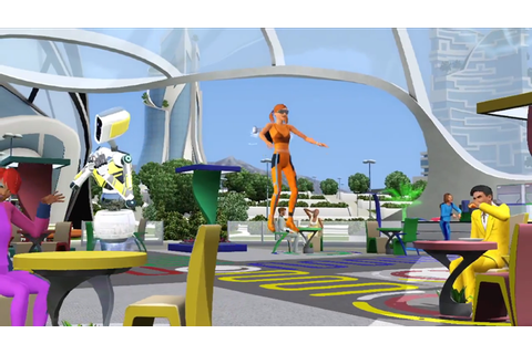 The Sims 3 into the Future Free Download - Ocean Of Games