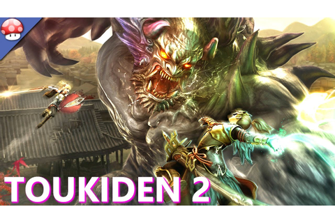 Toukiden 2: PC Gameplay [1080p 60fps] - YouTube