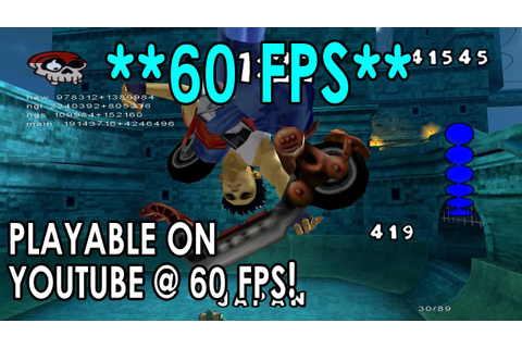 [60 FPS] Dolphin Emulator 4.0-4701 | Whirl Tour [1080p HD ...