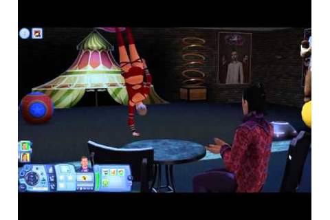 The Sims 3 Showtime - SimPort - YouTube