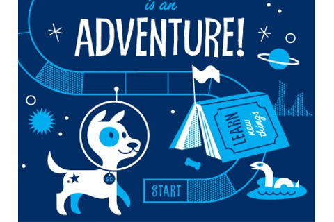 Adventure by Eight Hour Day on Dribbble