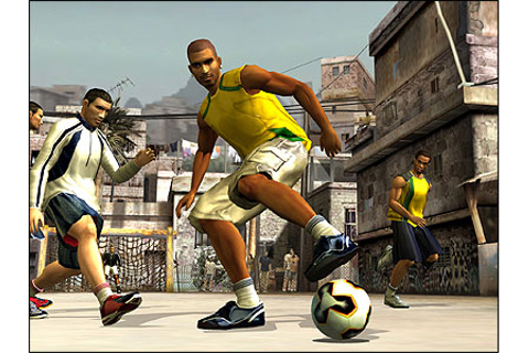 Download FIFA Street 2 Free PC Game Full Version ...