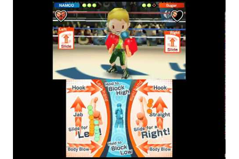 DualPenSports - N3DS - Game Play Video: Boxing - YouTube