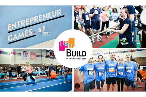 4th Annual BUILD Entrepreneur Games | Greenhorn Connect