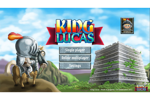 REVIEW: King Lucas | PC Games n News