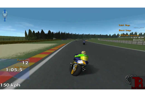 GP 500 gameplay - YouTube