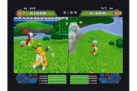 All Medabots: Infinity Screenshots for GameCube
