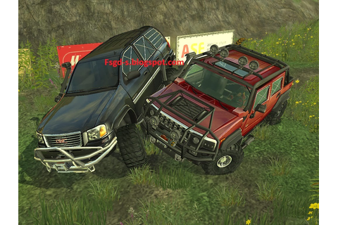 Top Full Pc Games And Software: 4x4 Hummer Game Pc