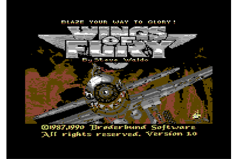 Download Wings of Fury - My Abandonware