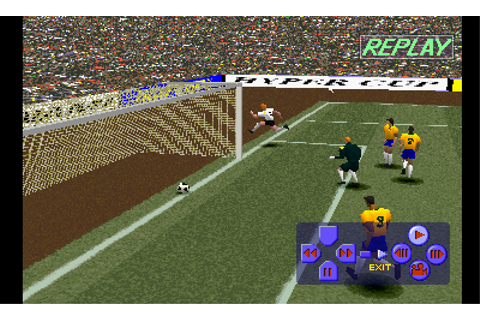 Goal Storm (PSX) Game - Playstation Goal Storm (PSX)