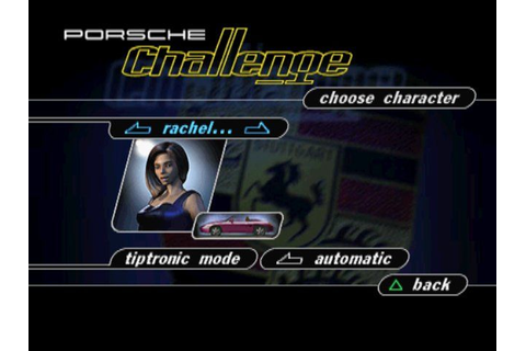 Porsche Challenge Screenshots for PlayStation - MobyGames