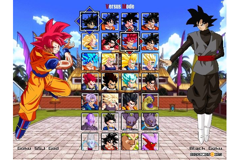 Dragon Ball Super Mugen 2017 - Download - DBZGames.org