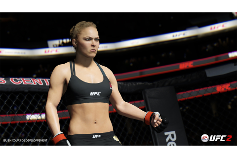 Sign-up for the EA Sports UFC 2 closed beta - AR12Gaming