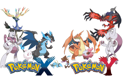Pokemon X and Y | The Inverse Look