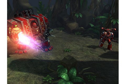 Herocraft announces Warhammer 40,000: Space Wolf – GAMING ...