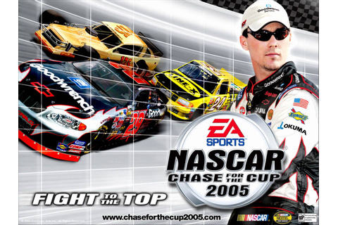 NASCAR 2005: Chase for the Cup | Auto Racing Video Games ...