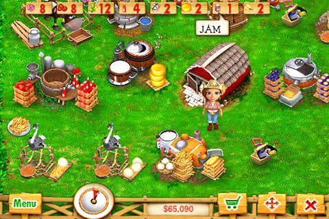Ranch rush iPhone game - free. Download ipa for iPad ...