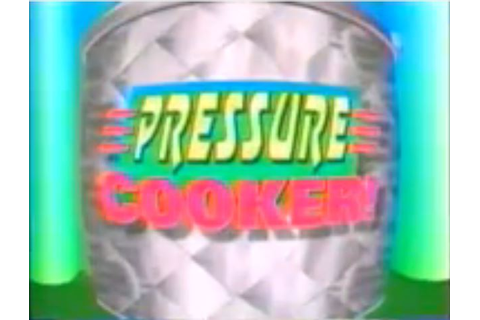 Pressure Cooker! | Game Shows Wiki | FANDOM powered by Wikia