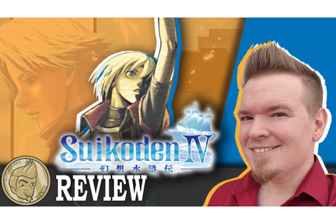 Suikoden IV Review! (PS2) - The Game Collection! - YouTube