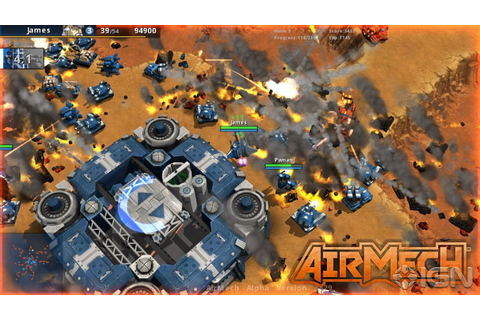 AirMech Screenshots, Pictures, Wallpapers - PC - IGN