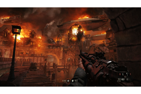 Wolfenstein: The Old Blood Screenshots for PlayStation 4 ...