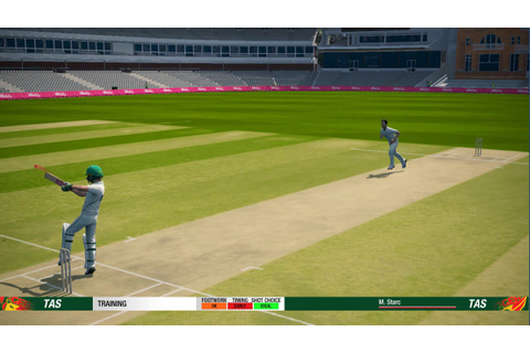 CRICKET 19! - BATTING GAME PLAY! - YouTube