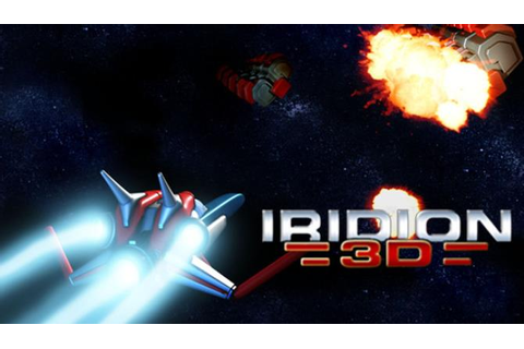 Iridion 3D Free Download - Dr PC Games