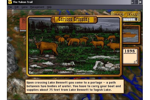 Yukon Trail (1994) - PC Review and Full Download | Old PC ...