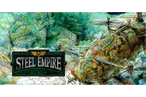 Steel Empire | Nintendo 3DS download software | Games ...