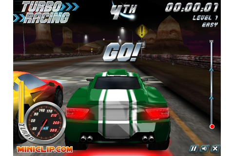 3D Games: Turbo Racing | 3D Games | 3dgames77.com