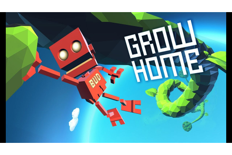Grow Home - An Incredibly Relaxing Game - YouTube